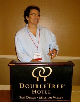 Jeffrey Meek public speaker